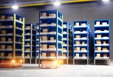 Using Automation in Warehouse Logistics